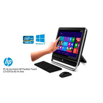 Hp Touch 23 All In One Corel I5 8gb Ram