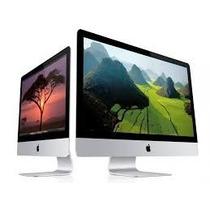 Computadora De Escritorio Apple Imac Plata Mf883e/a