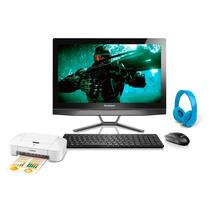 Aio Lenovo B50 Touch Amd A10, 2tb Dd, 8gb Ram,dvd+impre+audi