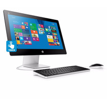 All In One Hp 22-a153la 21.5 Amd A6 6gb Touch 1tb Win 10