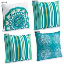Cojines Decorativos (2 Pzas), Variedad De Diseños, Xcaret
