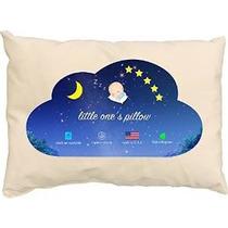 Niño Pillow - Delicado Algodón Orgánico Shell - Almohadas Su