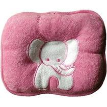 Almohada Para La Niña: Lindo Y Rosado Suave Almohada Para Be