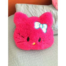 Cojín Almohada Hello Kitty Rosa