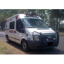 Ambulancia Ford Transit 2010