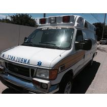 2006 Ford Econoline E350 Disel Ambulancia Torreta Sierna