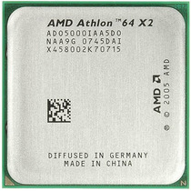 Athlon 64 X2 Socket Am2 5000+ 2.6ghz Entrega Gratis Df! Hm4