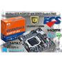 Kit Actualizacion Amd A4 6300 + 4gb Ram + Ecs Fm2 Ati Hd8370