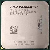 Amd Phenom Ii X4 925 2.8ghz/6mb L3, Am2+am3, Hdx925wfk4dgi