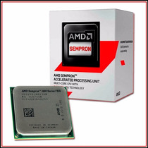 Procesador Amd Sempron 2650 Am1 Dual Core 1.45ghz Radeon R3