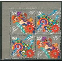 Sc 2847-2849 Año 2013 B2 Navidad Plateada