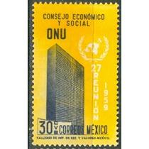 Sc 906 Año 1959 Onu Consejo Economico Y Social