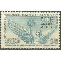 Sc C245 Año 1958 B1 Monumento A La Independencia En Mexico