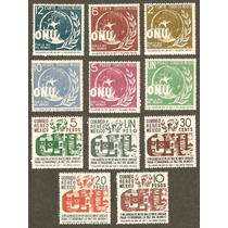 1946 Creación De La Onu Mnh Valor Comercial 100 Dlls