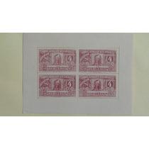 Nicaragua. 3 Hojillas Filatelicas. 1937