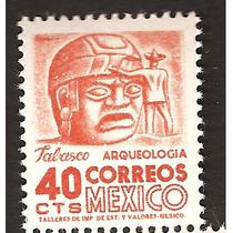 Arqueologia Cabeza Olmeca Fosforescente I I I C Wk 350