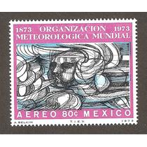 Organización Meteorologica Internaional 1973 Nueva