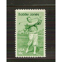 1981 Estados Unidos Bobby Jones Amateur En Golf Mint Nh.