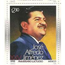 Jose Alfredo Jimenez 1998 Mdn