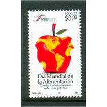Sc 2249 Año 2001 Dia Mundial De La Alimentacion