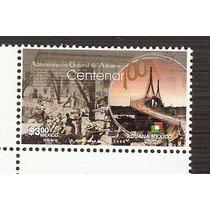 2000 Centenario Administración De Aduanas Puente Nuevo