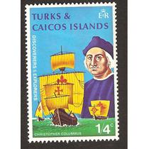 Islas Turks Y Caicos Cristobal Colón