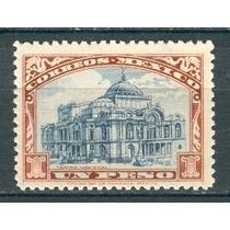 Sc 694 Año 1923 Tipo I Palacio Nacional
