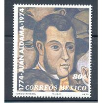 Juan Aldama Pintura De Diego Rivera 1975