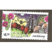Mexico Conserva Cactaceas $8.50 Flora Vbf