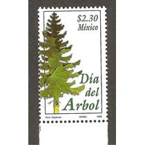 México Día Del Árbol 1998 Impresa Por Romo