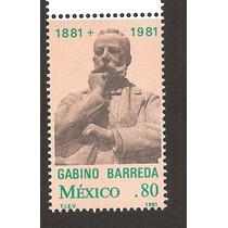 Gabino Barrera 1981