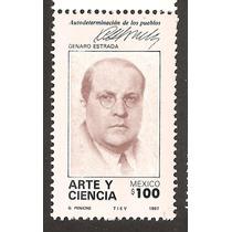 Sobrre Primer Día Arte Y Ciencia Gernaro Estrada 1987