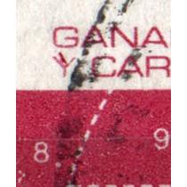 2132 Exporta 2° E Toro Tridente Pos #7 80c Usado 1980