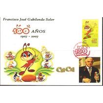 2007 Tarjeta Máxima Francisco Gabilondo Soler Cri Cri