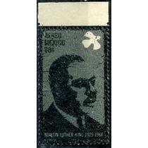 1225 México Martín L King Error Impresión 80c Mint N H 1968