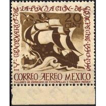 1324 México 4° Fundación Campeche 20c Mint N H 1940