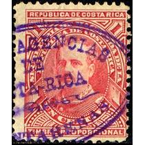1370 Costa Rica Agencias Pro-porcional 1c Usados 1884