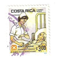 Costa Rica Enfermera Salud