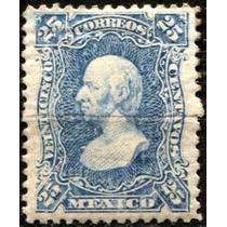 1012 Clasico Scott #109d Sin Distrito 25c Mint L H 1874