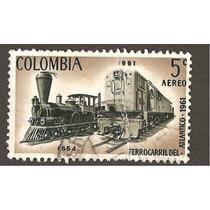 Ferrocarril Usada Colombia Mn4