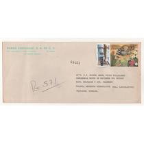 L531-carta Circulada México Turístico Mochis-culiacán