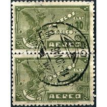 1896 Mot Mexicanos 3° E Scott#173 Durango Par 30c Usado 1946