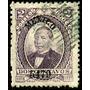 1934 Clásico Scott #124 P G Liso México #5479 2c Usado