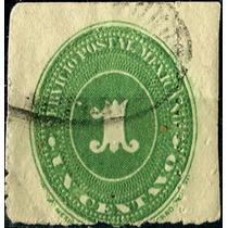 1987 Clásico Numeral Scott #174 Verd 1° E 1c Usado 1886