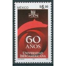 Sc 2307 Año 2003 Universidad Ibero Americana 60 Aniv