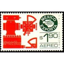 2615 Méx 2° E V Petroleras Papel Estrella $1.9 Mint N H 1980