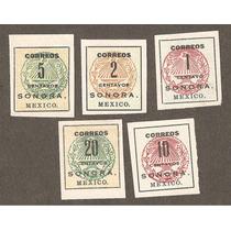 Revoluciòn, 1914 Serie Sonora Yunque Completa Nueva Vbf