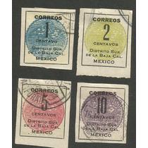 Baja California Sur Revolución 1915 Usada¡