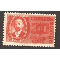 Estampilla Francisco I Madero 1935 Aerea Nueva