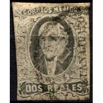 2778 Clásico Ne Gris Scott #8 Guanajuato 2 R Usado 1861